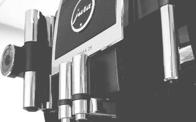 Aankoop volautomaat espressomachine