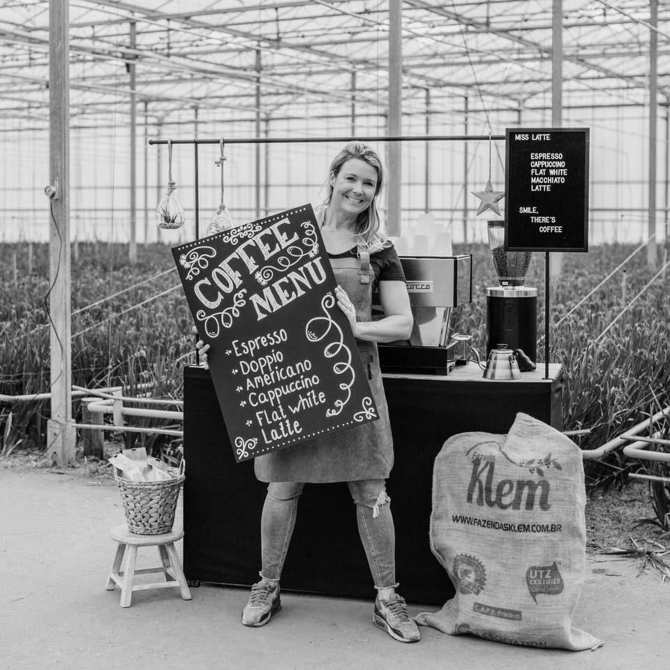 Barista Miss Latte